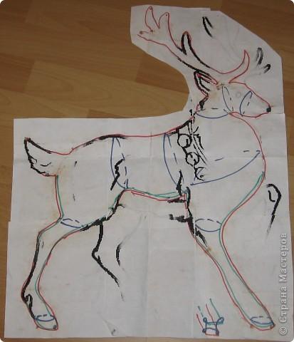 Как сделать новогодних оленей своими руками