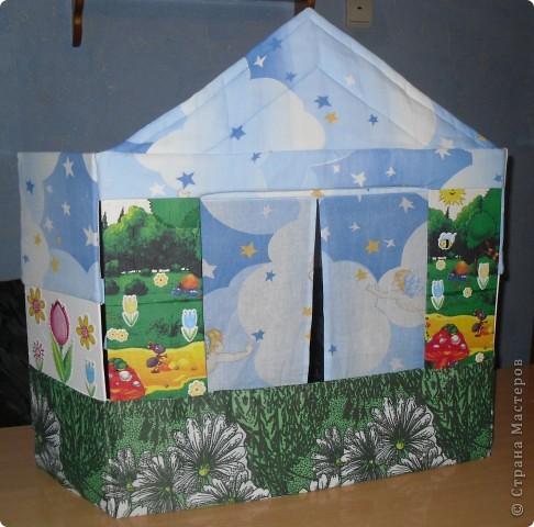 Как сделать ширму театральную для детского сада своими руками