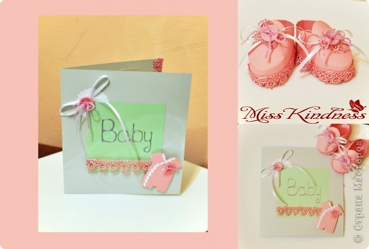 новорожденной девочки и декоративные