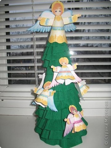 Рождественская поделка