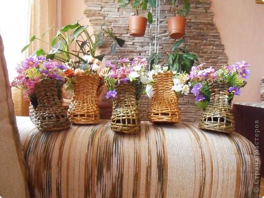 """Добрый день, всем, всем, всем!!!  Наш дом превратился в """"обувную фабрику"""", говорит мой муж. Ну, очень нравятся мне плетенные башмачки, и так хочется порадовать своих близких такими подарочками.  фото 6"""