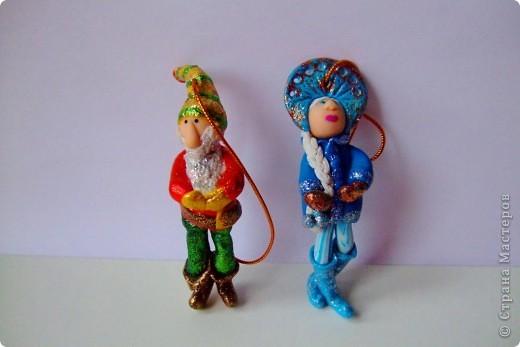 Ёлочные игрушки фото 1