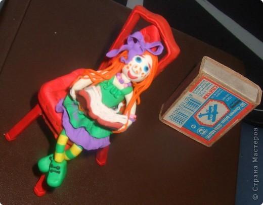 Кукла Gladis фото 3