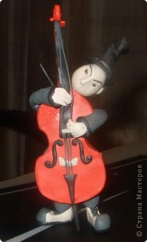 Музыкант фото 1