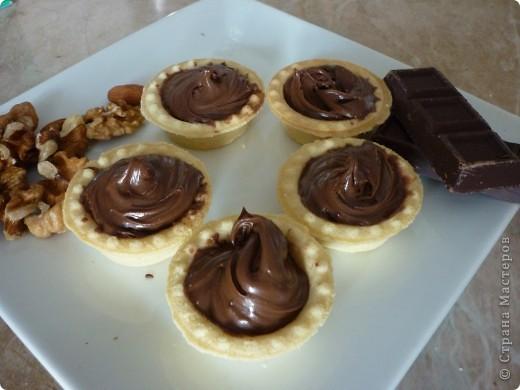 Думаю тем ,кто любит шоколадную пасту , рецепт должен понравиться.Ведь делается очень быстро и получается гораздо вкуснее магазинной, без всяких вредных добавок. Ну и намного дешевле))) фото 1