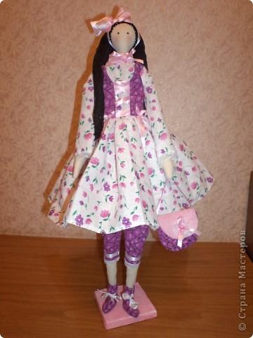 кукла Маргарита фото 1