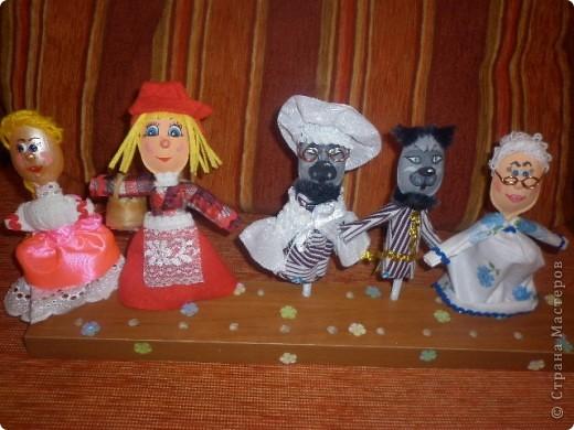 Конкурс кукол сделанные своими руками 57
