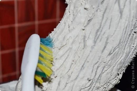 """Доброго времени суток. рада всех видеть у себя в гостях!!! Сегодня хочу вам показать как я делаю деревья с применением ниток """"травка"""". Кто заинтересовался приятного просмотра. фото 31"""