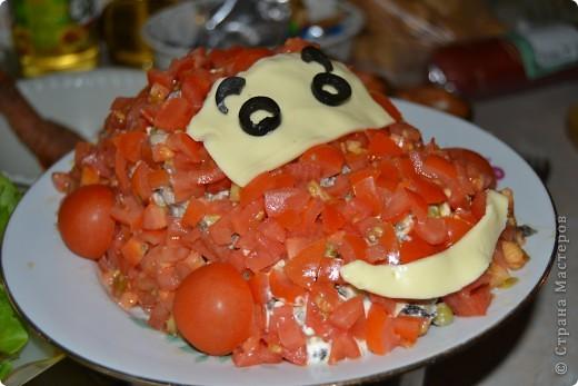 Салаты на день рождения мальчика рецепты с