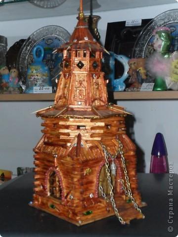 башня сторожевая