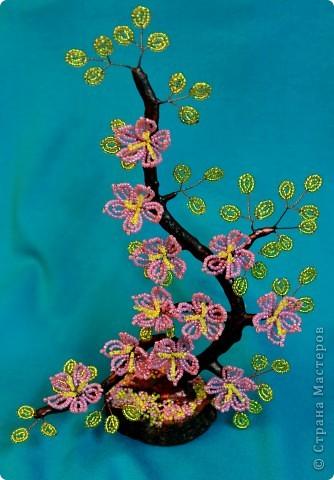 Синее деревце фото 12