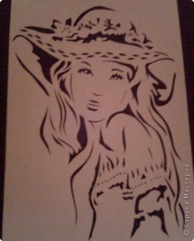 Картина панно рисунок Вырезание Вытынанки Бумага фото 10.