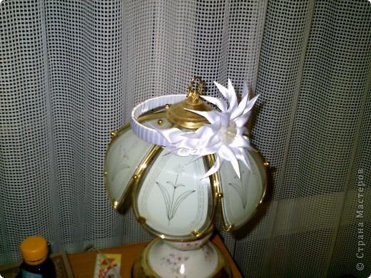 диадема с цвете фото 2