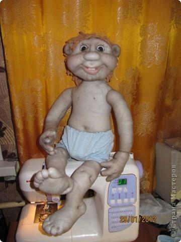 Каркасные куклы из капрона мастер класс