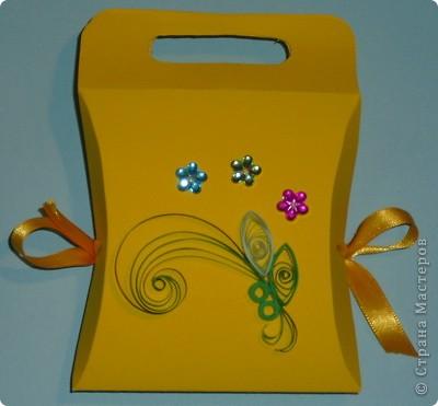 Увидела в магазине шаблоны для маленьких подарочных сумочек. К наступающим праздникам (День св. Валентина, 23 февраля, 8 Марта...) они как раз кстати, особенно, когда нужно сделать много маленьких подарков. Вот какие сумочки получились: фото 2