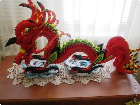 модульное дракон змея 2012