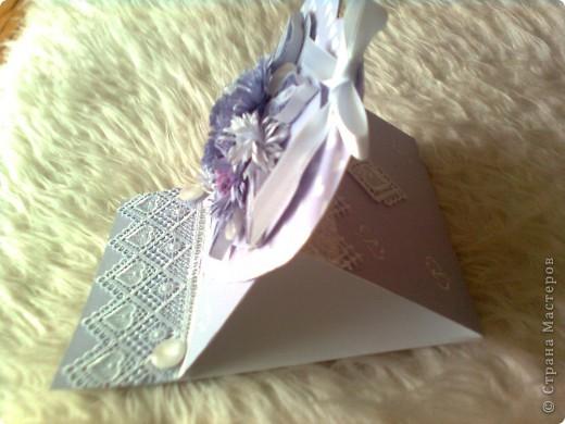 Валентинка в лила.. фото 4