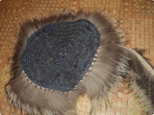 Вязание из пряжи норки