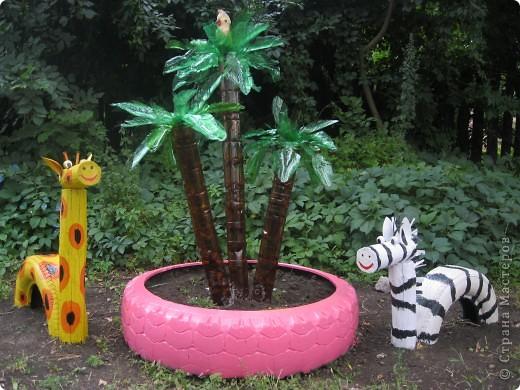 Идеи для детских площадок своими руками фото