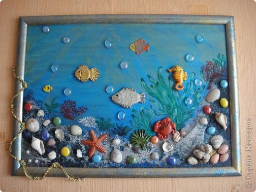 Морской коллаж фото 1