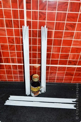Всем доброго времени суток. Сегодня хочу Вам показать как я делаю рамки из бумажных трубочек для своих панно. Кто заинтересовался приятного просмотра))) фото 12