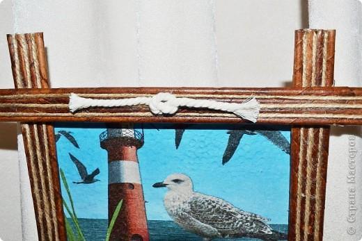 Всем доброго времени суток. Сегодня хочу Вам показать как я делаю рамки из бумажных трубочек для своих панно. Кто заинтересовался приятного просмотра))) фото 44