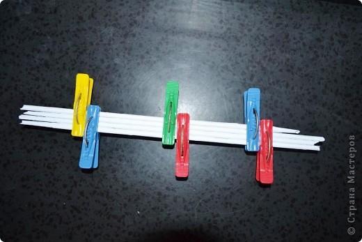 Всем доброго времени суток. Сегодня хочу Вам показать как я делаю рамки из бумажных трубочек для своих панно. Кто заинтересовался приятного просмотра))) фото 10