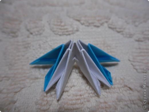 По просьбе Татьяны0709, Галины К56, Кильдюшевой Марины выставляю фото с описью поэтапной сборки бабочки. фото 2