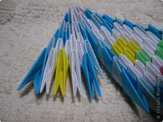 По просьбе Татьяны0709, Галины К56, Кильдюшевой Марины выставляю фото с описью поэтапной сборки бабочки. фото 11