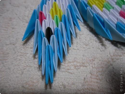 По просьбе Татьяны0709, Галины К56, Кильдюшевой Марины выставляю фото с описью поэтапной сборки бабочки. фото 13