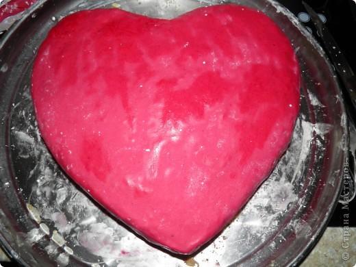 Торт Сердечный фото 11