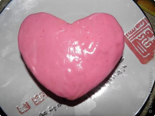 Торт Сердечный фото 12