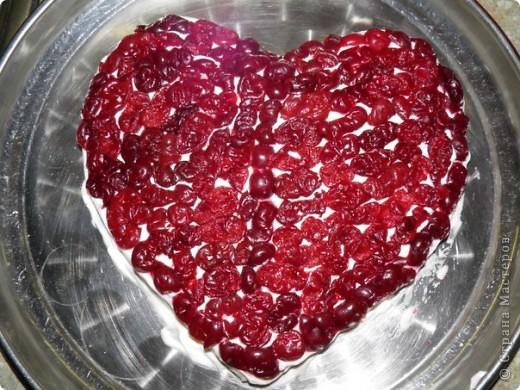Торт Сердечный фото 6