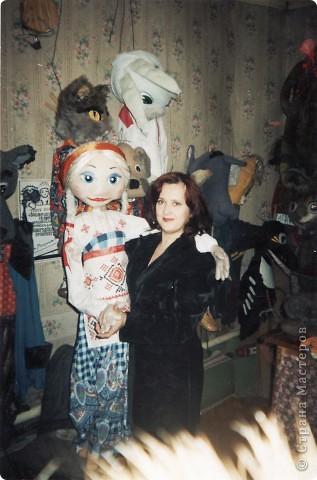 Куклы моего кукольного театра фото 1