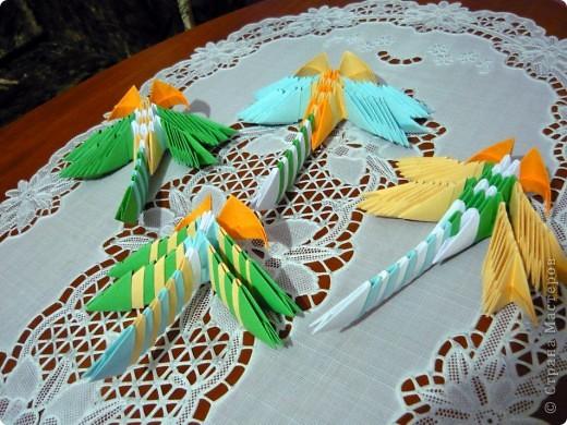 Семейка стрекоз! фото 1
