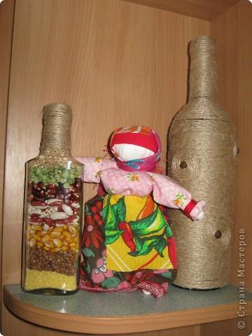 Кукла-мотанка,оберег в дом