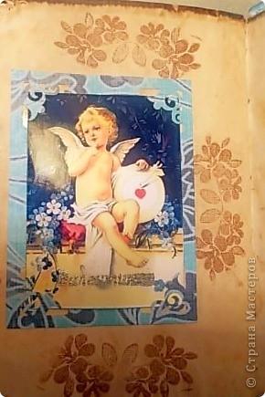 Блокнот для сестры и по просьбе коллеги для ее мамы фото 6