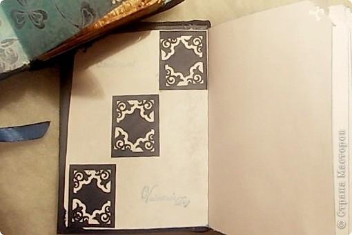 Блокнот для сестры и по просьбе коллеги для ее мамы фото 8