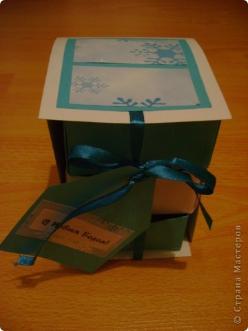 Верх коробочки с подарком. Подружка попросила украсить. фото 11