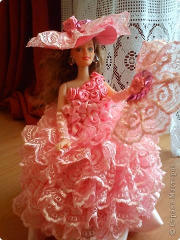 кукла шкатулка(повторюшка) фото 1