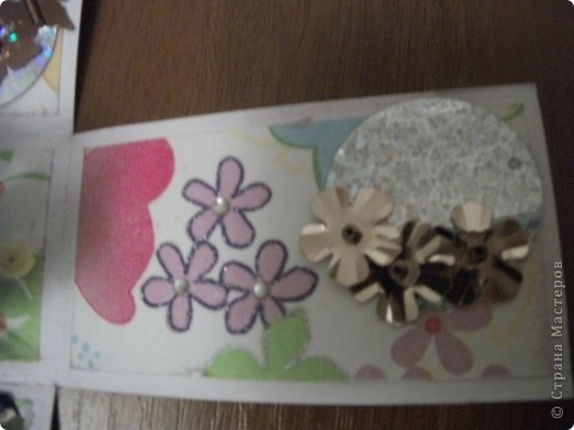 Теперь и я сделала коробочку с сюрпризом))) Планирую подарить ее маме. фото 5