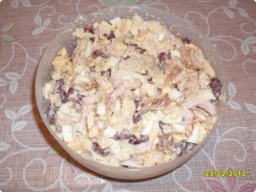 Мой салат