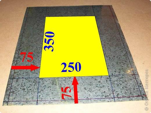 Сделать коробок своими руками из картона ни для кого не представляет серьезных трудностей. Немного посложней работать с оцинкованным железом, но коробок для себя можно сделать. Несколько слов об оцинкованном железе.  Продается часто в строительных магазинах размерами 1000мм х 2000мм, толщиной 0,35 мм. по цене 80-100 гривень за лист.  фото 5