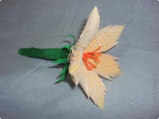 Подарок из оригами маме своими руками из