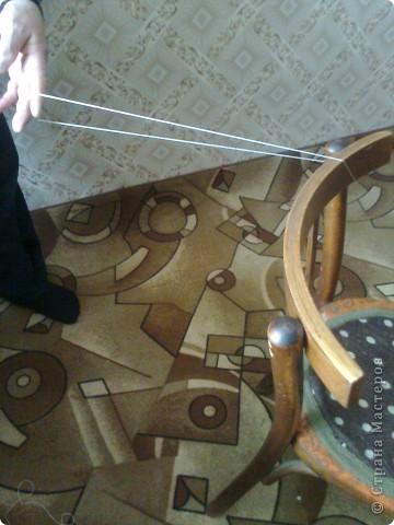 Сеть сплетена из капроновой нити. фото 11