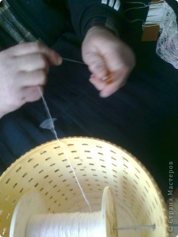 Сеть сплетена из капроновой нити. фото 6