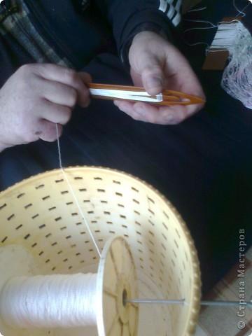 Сеть сплетена из капроновой нити. фото 7
