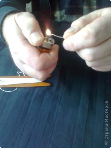 Сеть сплетена из капроновой нити. фото 9