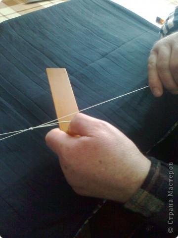 Сеть сплетена из капроновой нити. фото 15