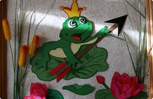 Лягушка царевна своими руками